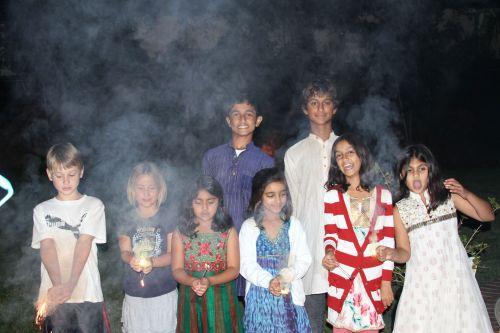 Diwali Kids