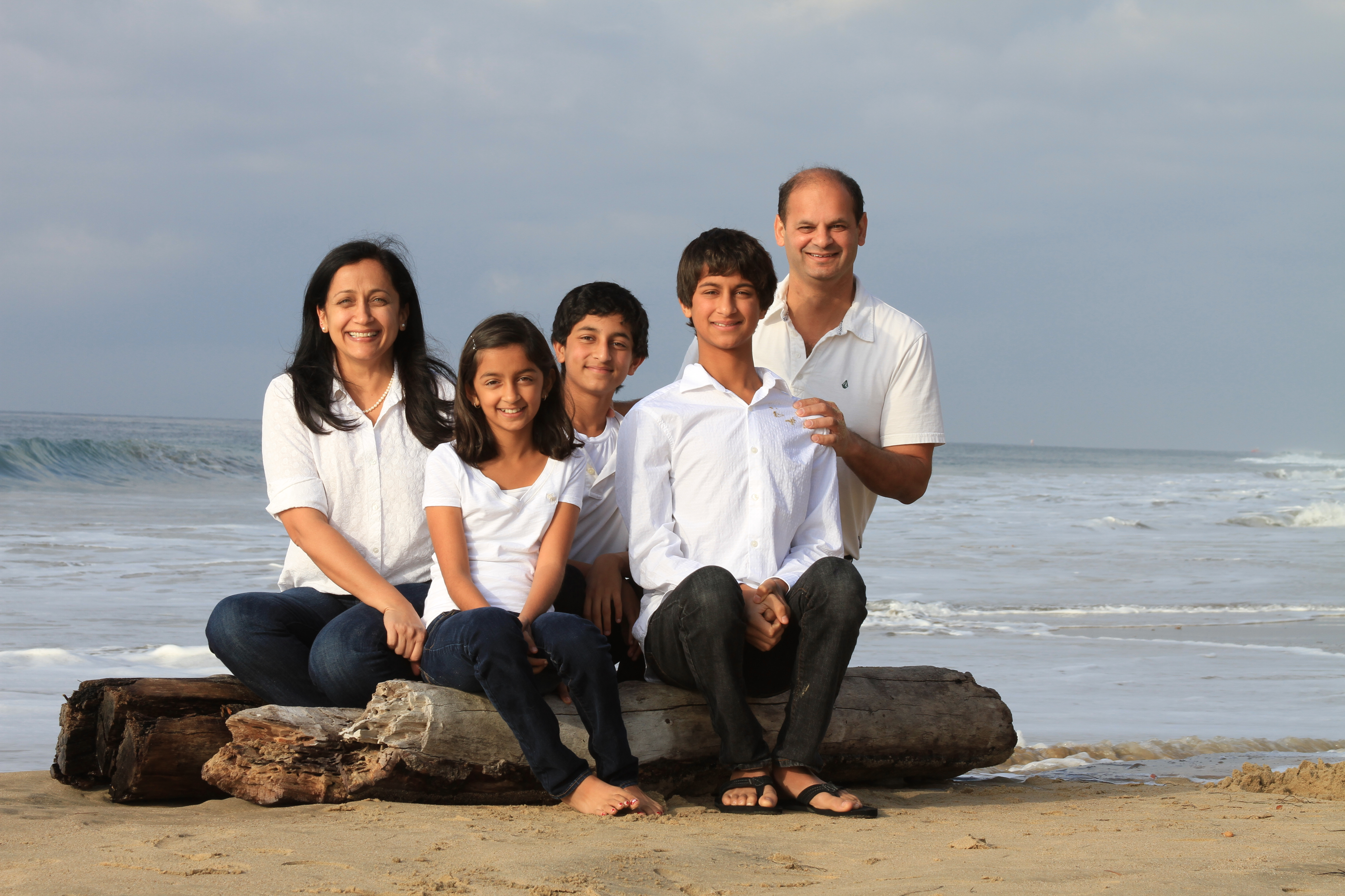 Family Portrait   The Adventures of the Khare Family